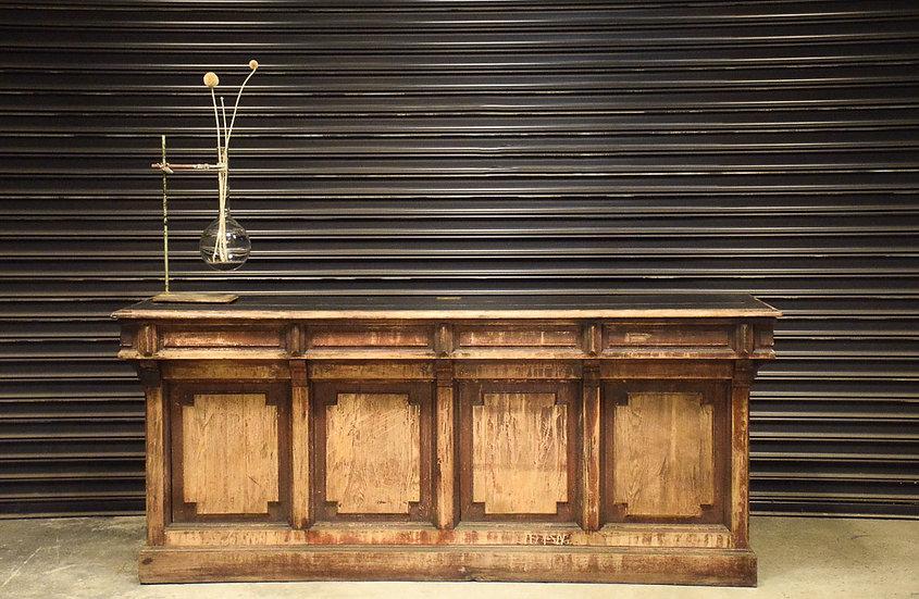歐洲老櫃檯