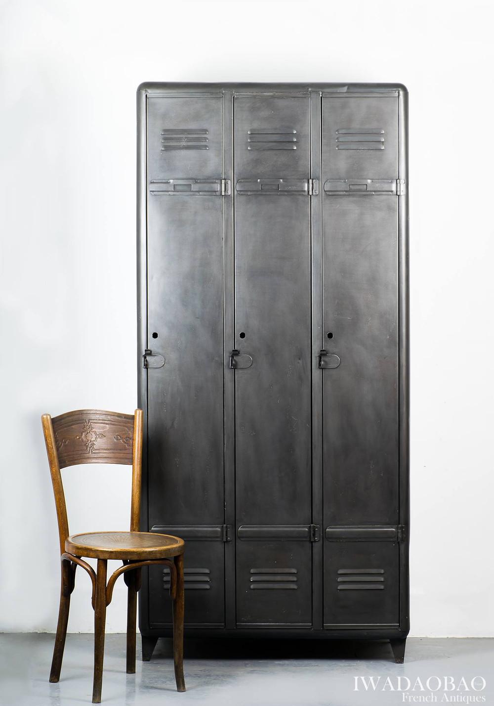 法國工業老鐵櫃