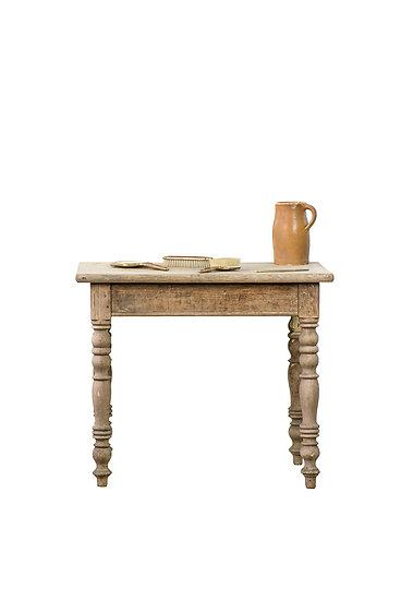 法國橡木古董桌