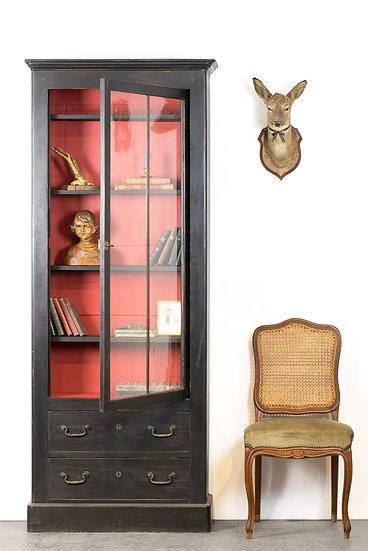 法國拿破崙 III 古董書櫃