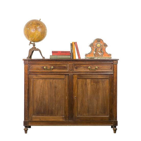 法國路易 XVI 古董邊櫃