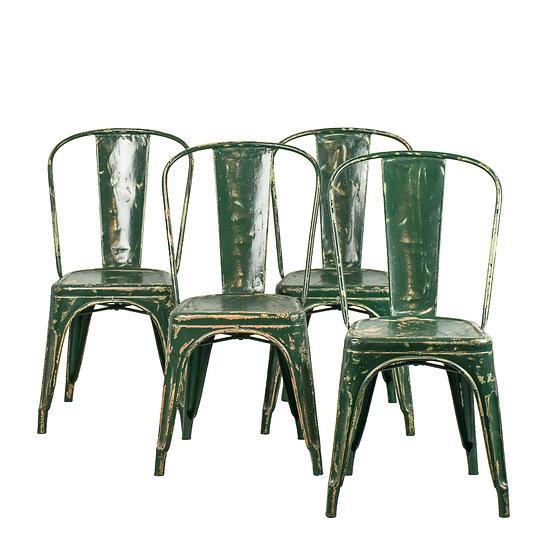 法國 Tolix 老鐵椅