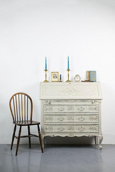 法國路易 XV 古董寫字桌