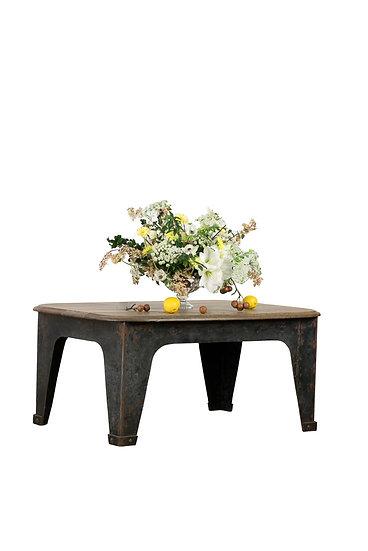 法國古董矮桌