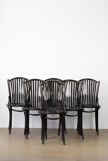 法國曲木椅