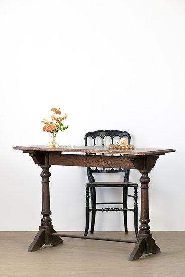 法國古董餐酒桌