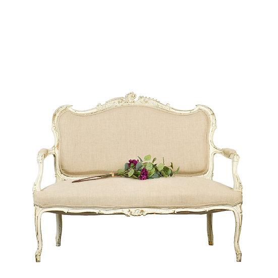 法國路易 XV 古董沙發