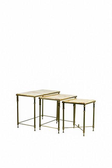 法國 Art Deco 古董矮桌