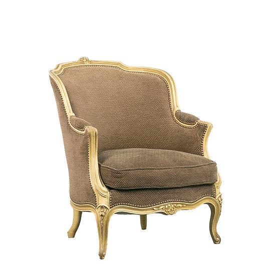 法國路易 XV 古董手扶椅