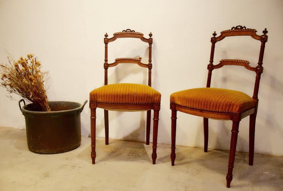 法國路易 XV 古典椅
