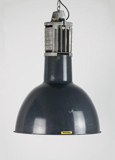 歐洲法國工業琺瑯老吊燈