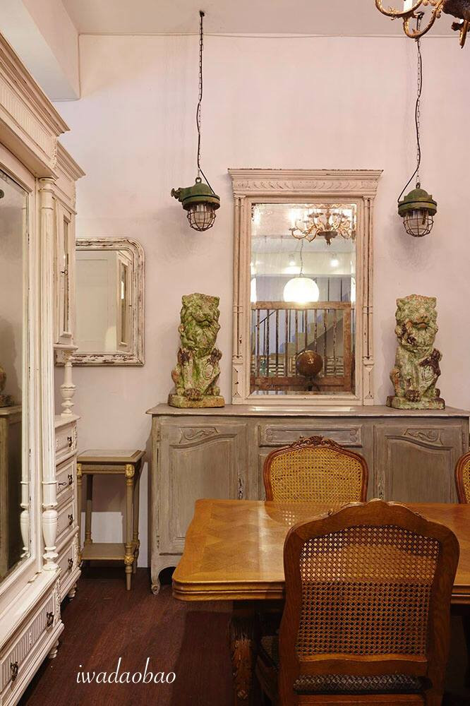 法國各大城市的古董店