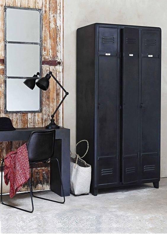 法國工業衣櫃