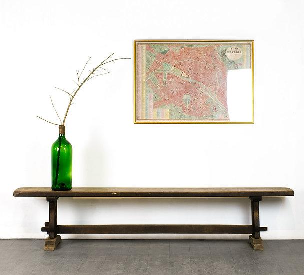 法國鄉村古董椅凳
