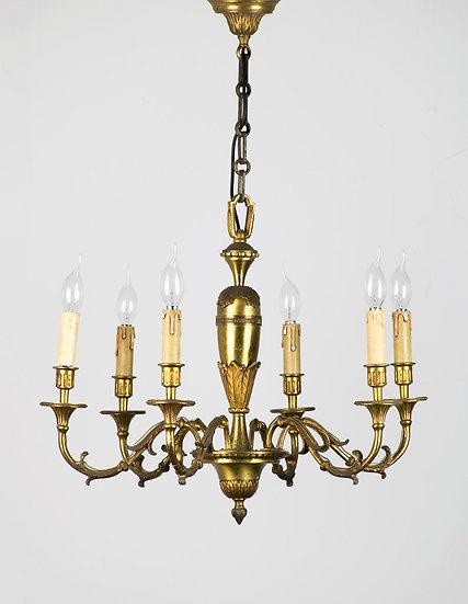 法國路易 XVI 古董吊燈