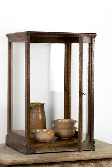 法國古董玻璃展示架