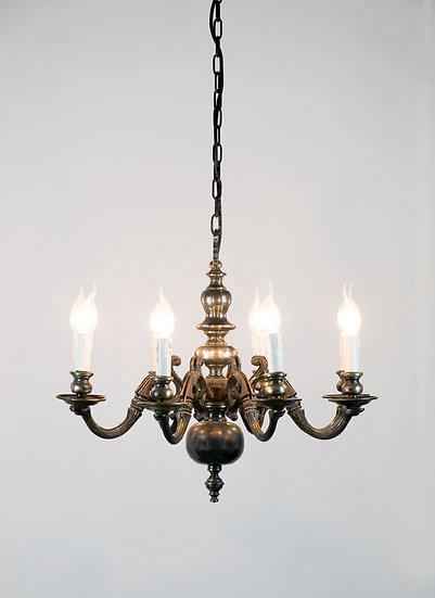 歐洲荷蘭古董吊燈