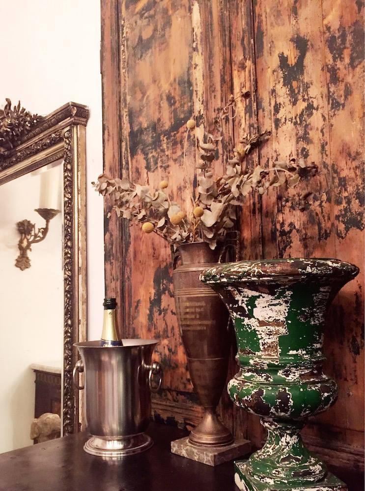法國古董工業老件