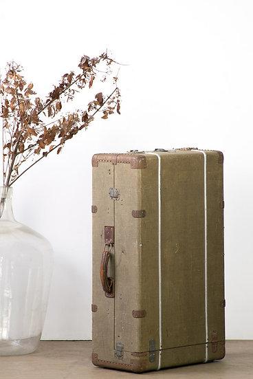 歐洲古董行李箱