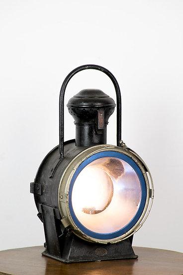 法國古董火車頭燈