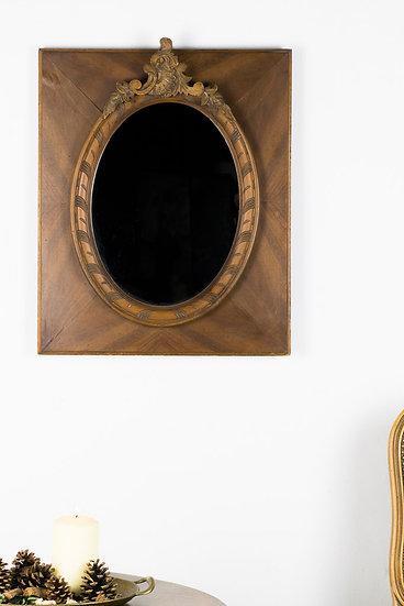 法國路易 XV 古董鏡