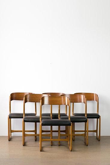 歐洲法國老餐椅