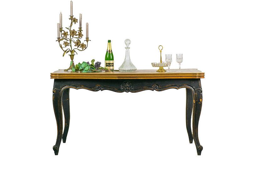 法國路易 XV 古董桌