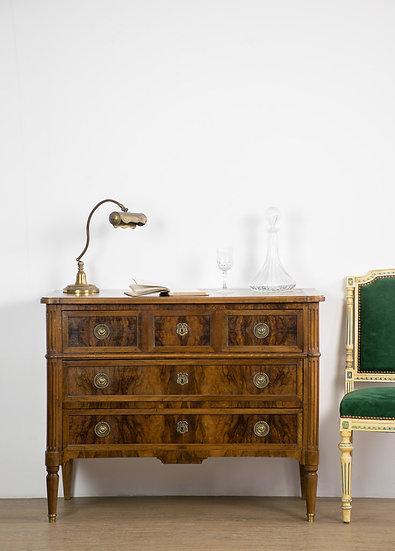 法國路易XVI 古董邊櫃