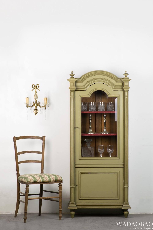 法國古董展示櫃
