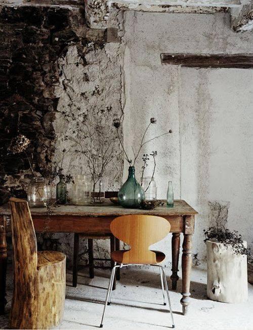 同款橡木餐桌