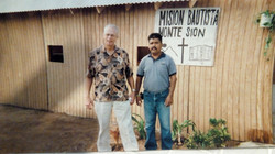 mike a missionary