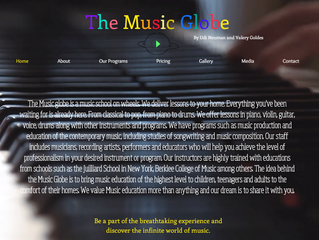 The Music Globe is Live!