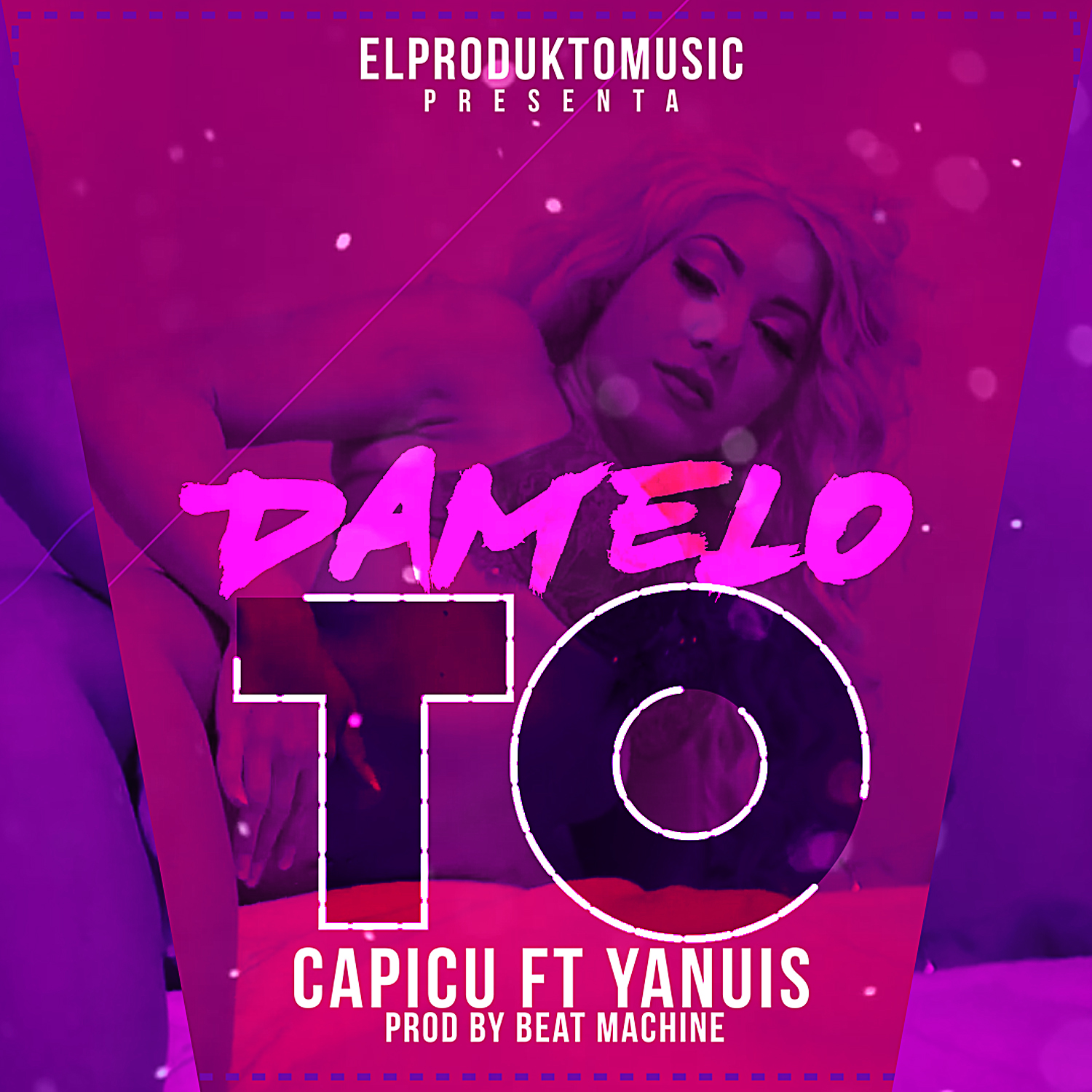 Damelo To Single Cover