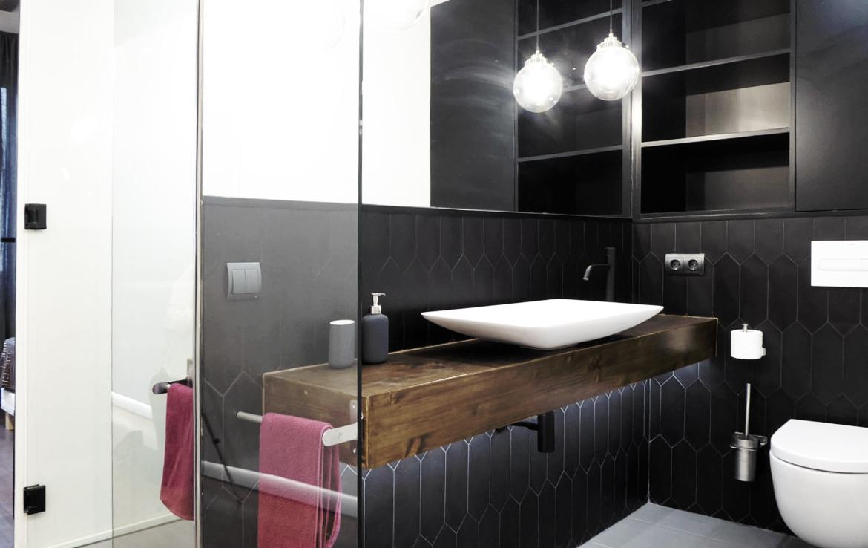 Bany Habitació Suite 1