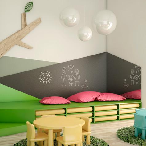 Disseny per llar d'infants / Diseño para guarderías