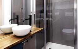 Bany Habitació Suite 2