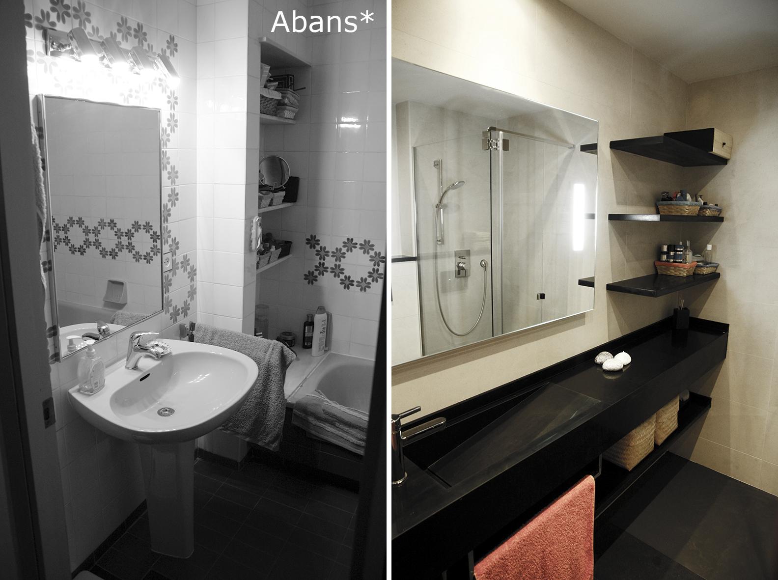 Bany 2 Abans-Després