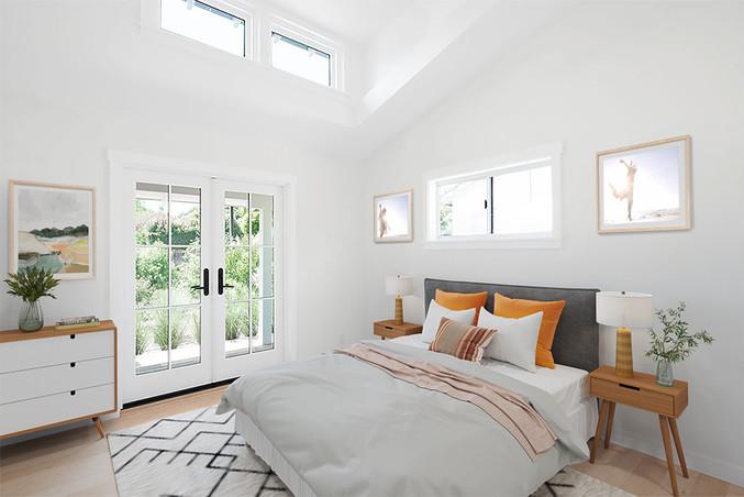 New Guest Bedroom