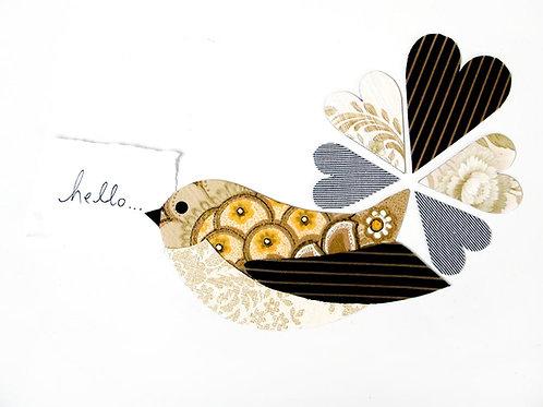 Fantail (piwakawaka) [M]