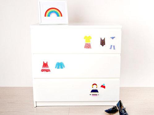 Drawer Organisers, Bold & girly [R]