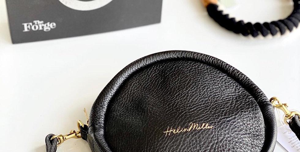 Helen Miller Disc shoulder bag