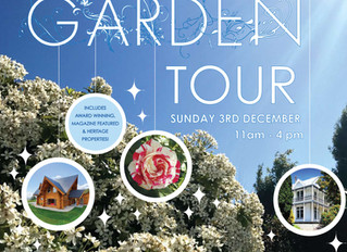 Come on in! Home & Garden tour