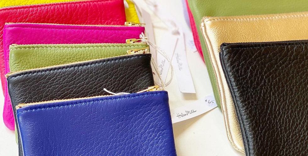Helen Miller coin purse