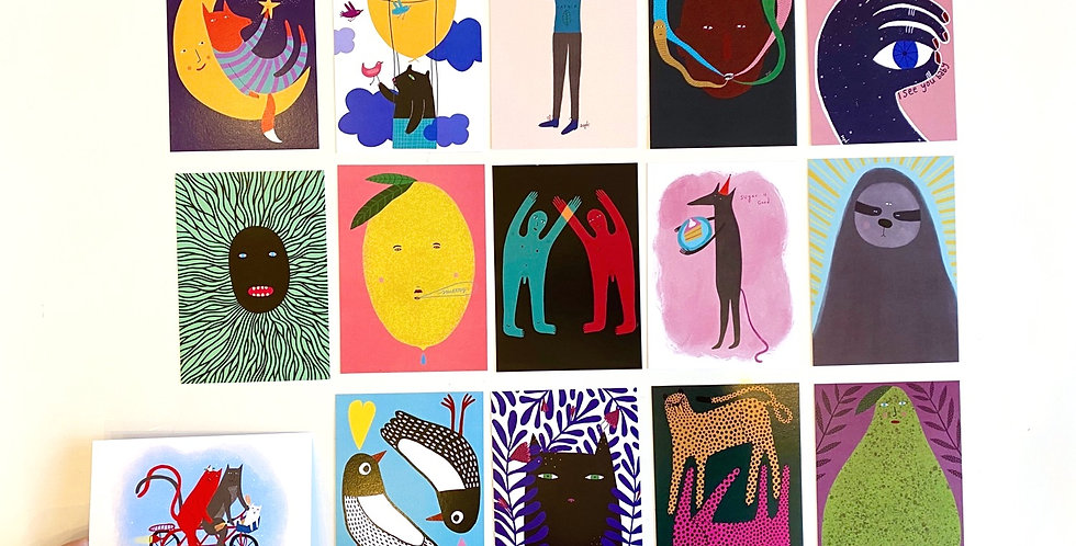 Studio Soph Postcard