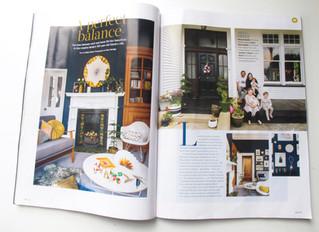 Your Home & Garden magazine article