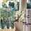 Thumbnail: Restickable floral wreath