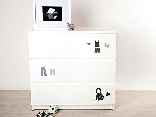 Drawer Organisers, Monotone [R]