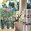 Thumbnail: Restickable floral wreath [R]