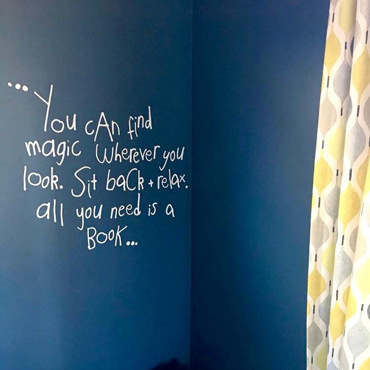 Luca's bedroom