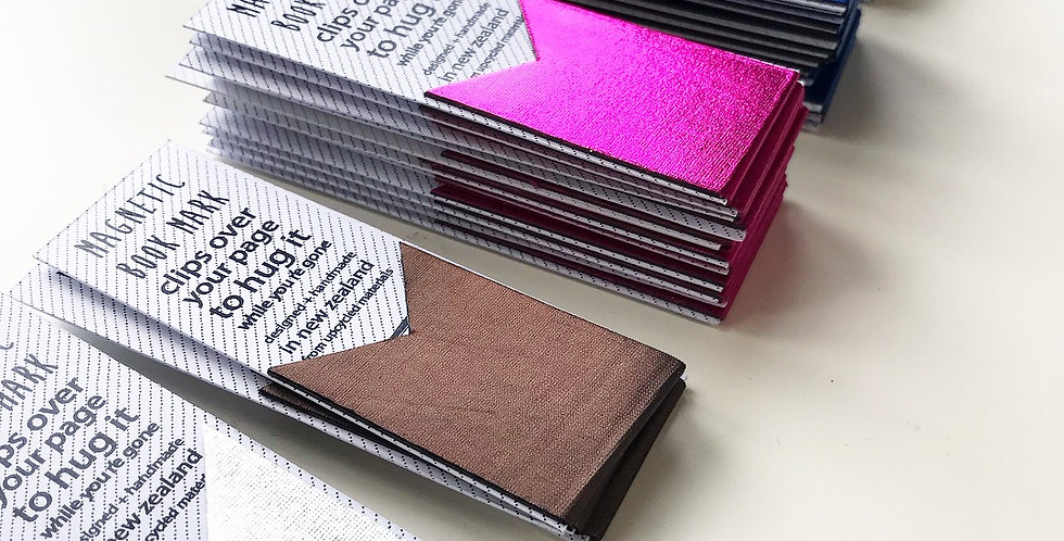 Magnetic bookmark - mini